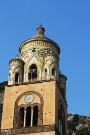 campanile duomo sant'Andrea amalfi