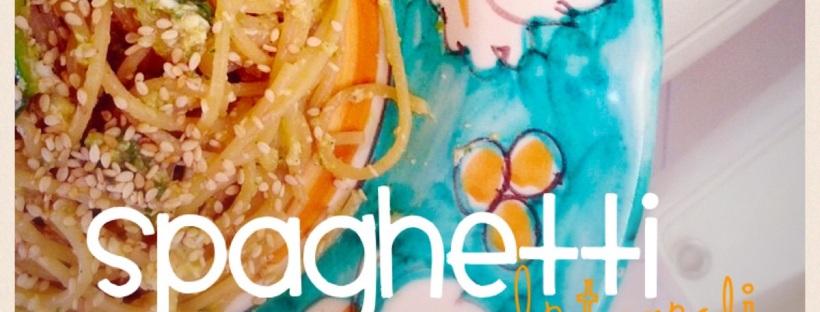 Ricetta _spaghetti_