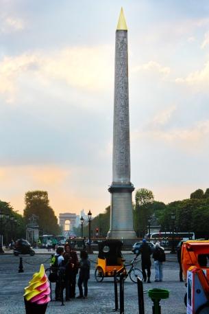 Place de la Concorde - Obelisco di Ramses III