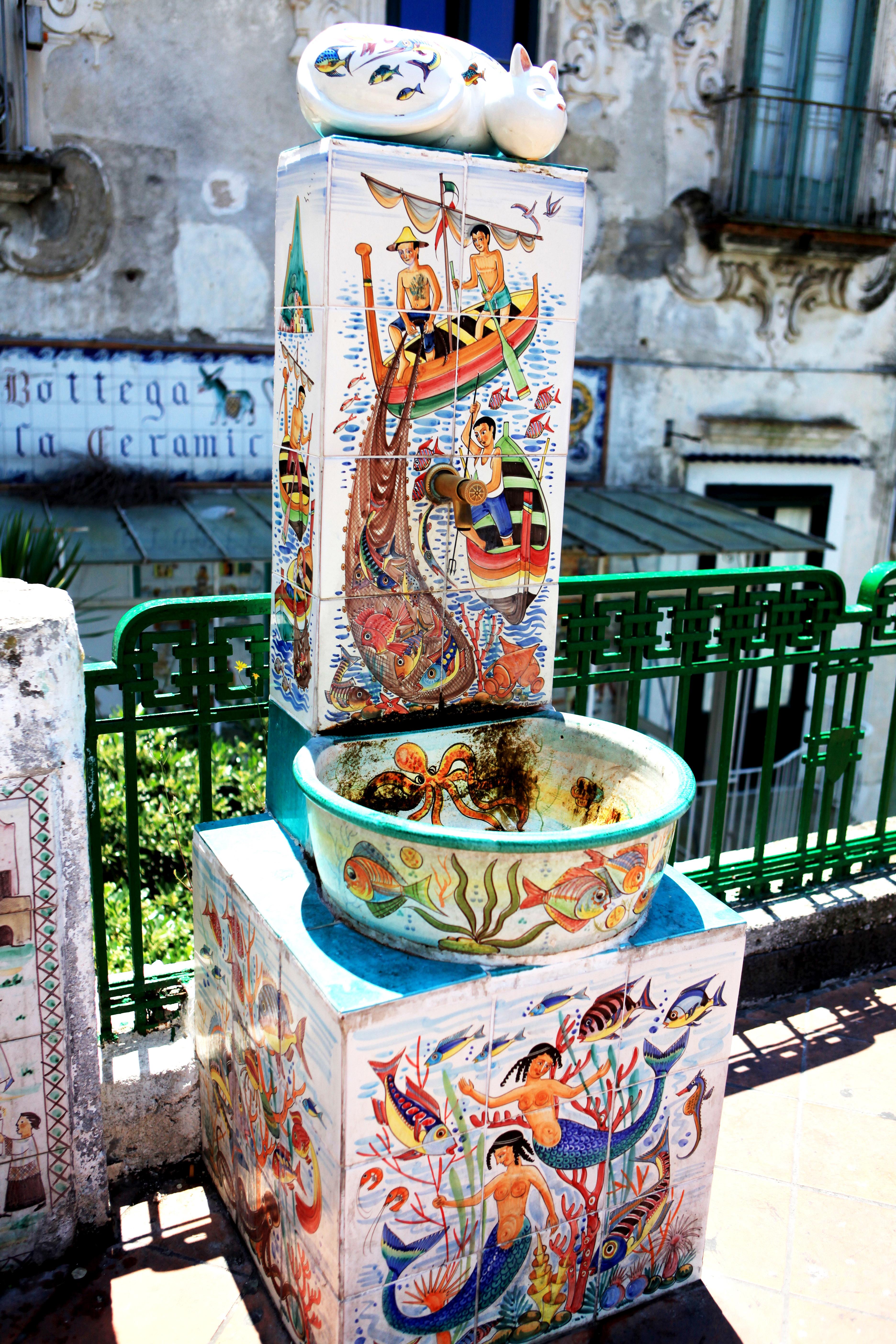 Le Ceramiche Di Vietri. Beautiful Le Ceramiche Di Vietri With Le ...