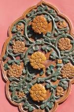 Decorazioni zona delle concubine - ph Manu Nove