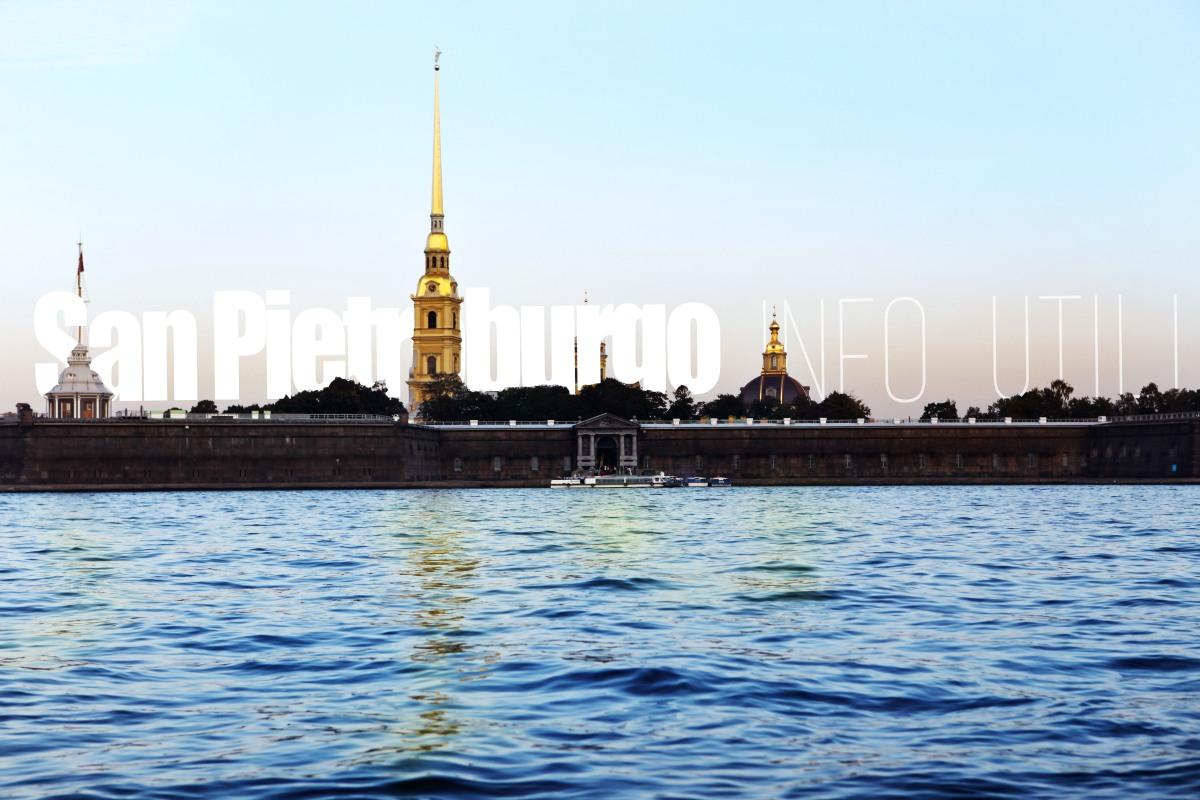 San Pietroburgo - info utili