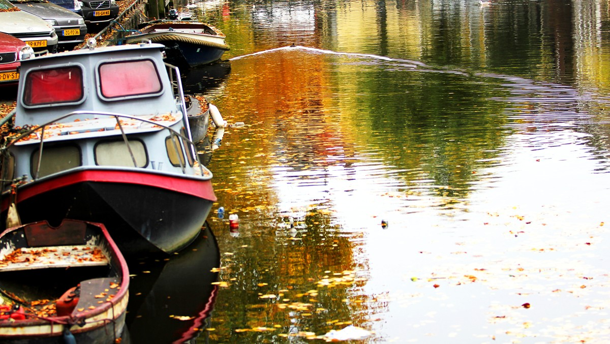 Canali Amsterdam e Foliage_ph_Manu_Nove
