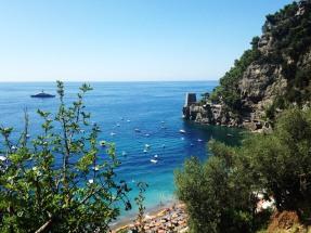 Spiaggia Fornillo